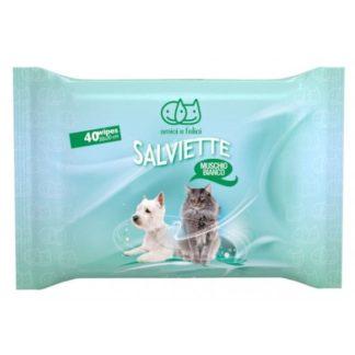 Salviette Igieniche al Muschio Bianco
