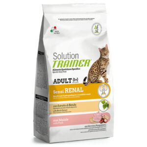 Trainer Solution Adult SensiRenal con Maiale