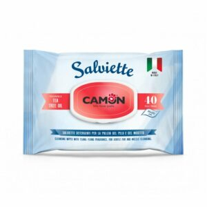 Camon Salviette al Tea Tree Oil