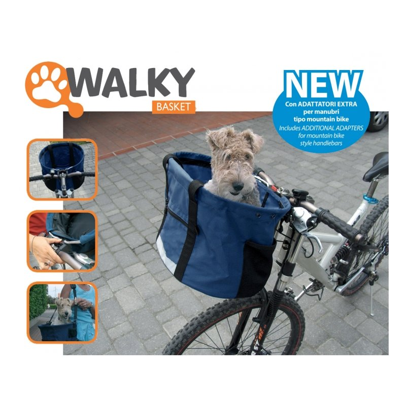 Camon Walky Basket per biciclette