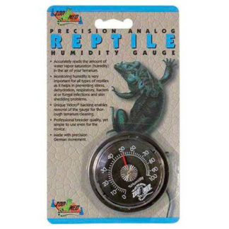 Zoo Med Igrometro Reptile Humidity Gauge