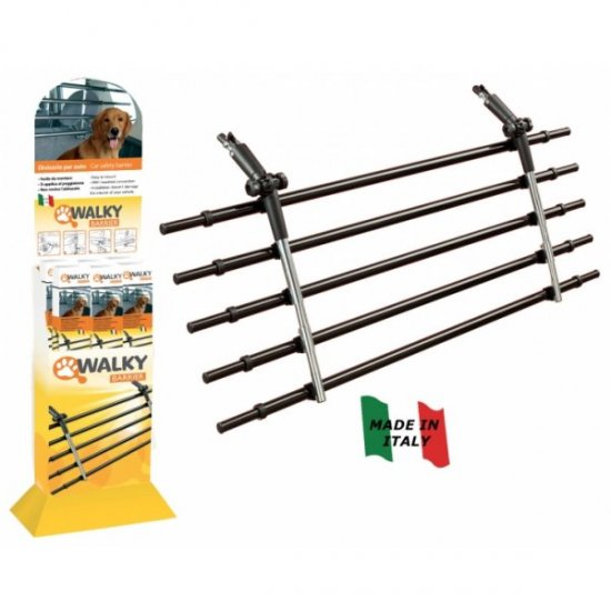 Walky Barrier Espositore