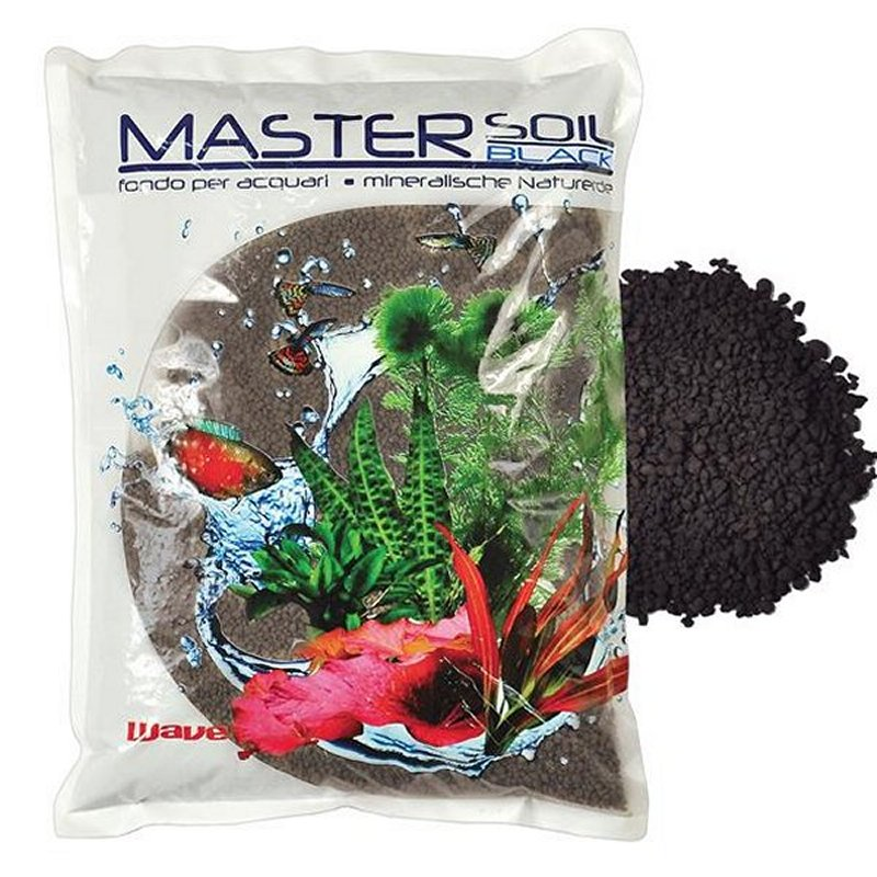 Wave master soil black substrato fertile ulisse quality shop for Fertile soil 07