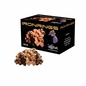 Haquoss Ironrings Materiale Filtrante Acquario