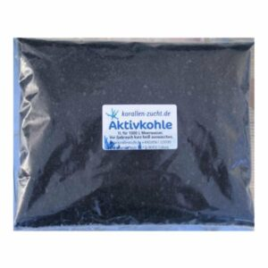 Korallen-Zucht Aktivkohle Carbone Attivo