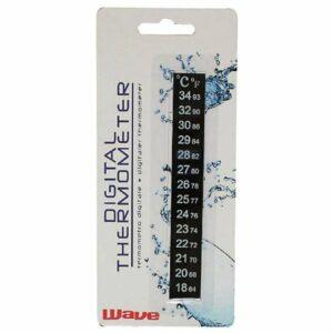 Wave Termometro Digitale Adesivo