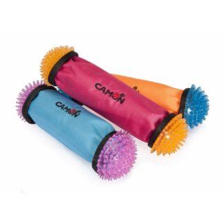 Camon gioco tubo in tessuto con bottiglia