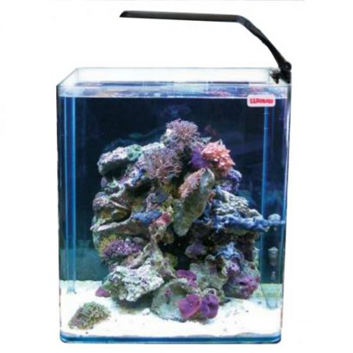 Wave box cubo 25 orion led nano acquario ulisse quality shop for Acquario shop online