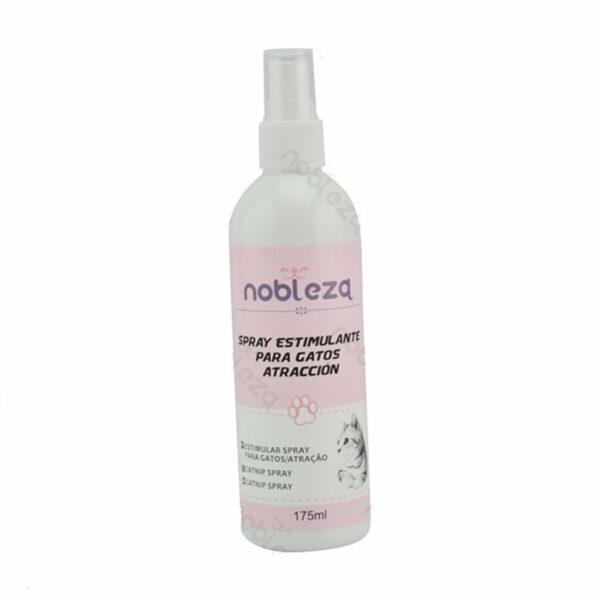 Catnip Spray Stimolante per Gatti Nobleza