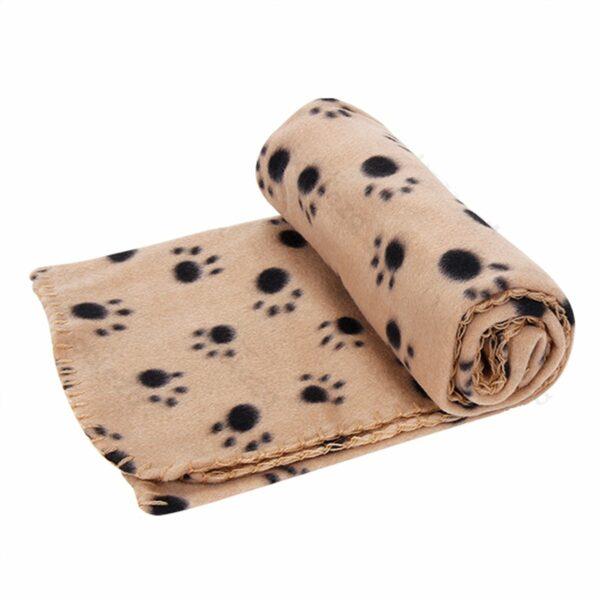 Coperta Animale per Gatti e Cani Nobleza beige