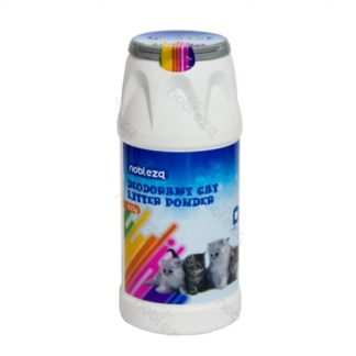 Deodorante Lettiera Cat Litter Powder Nobleza