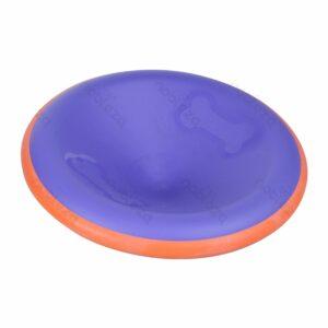 Frisbee Dual Color Viola Arancione