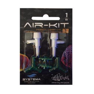 Haquoss Air Kit 1 Raccordi per Aeratore o CO2