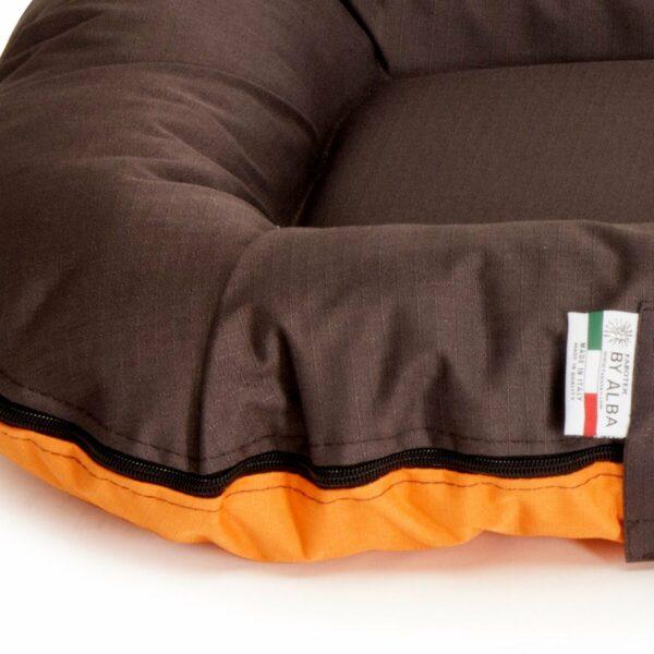 Fabotex Dreamaway Materasso Boston Orange Brown Cerniera
