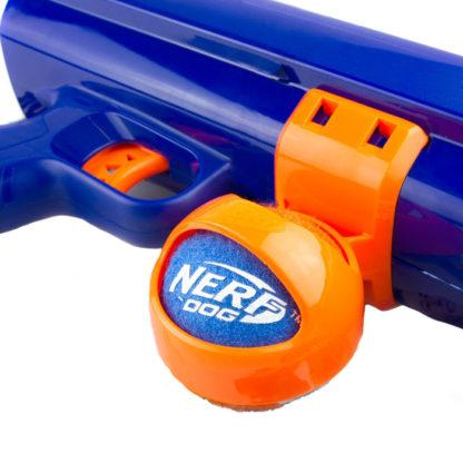 Fucile Spara Palle Tennis Ball Blaster 2 caricatore