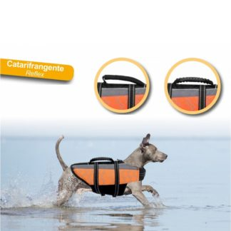 Camon Salvagente per Cani Catarifrangente