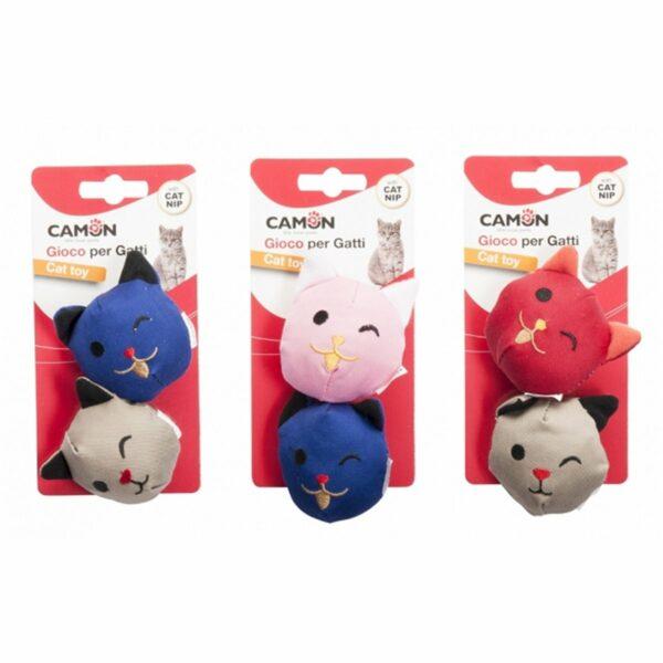Gioco per Gatto Emoticat con Catnip Camon