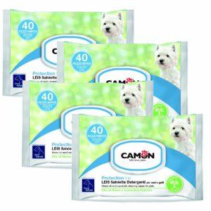 Salviette Detergenti LEIS Camon 4 Confezioni