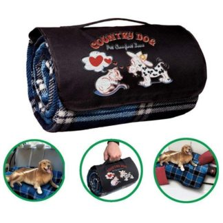 Coperta Portatile Multiuso Camon Country Dog