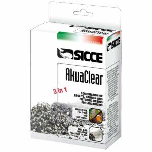 Sicce AkuaClear Zeolite Carbone e Resine