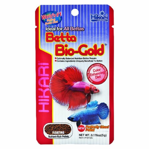 Hikari Betta Bio-Gold 10gr