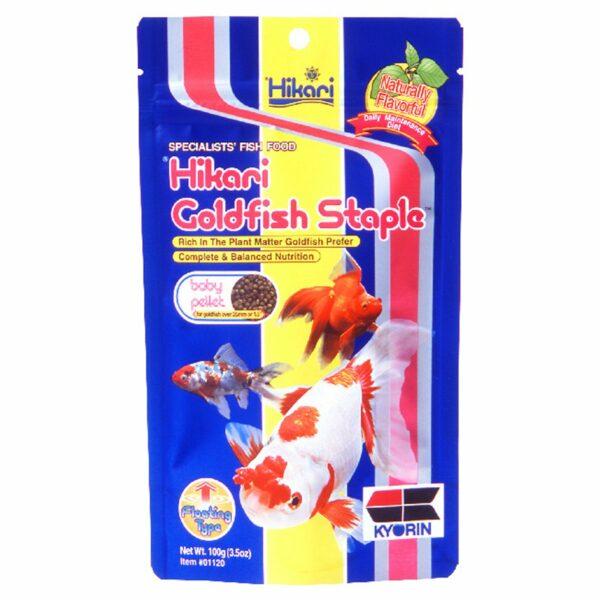 Hikari Goldfish Staple Mangime per Pesci Rossi