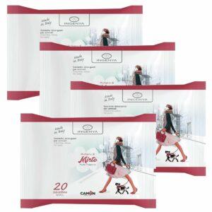 Salviette Detergenti Fragranza Mirto Multipack