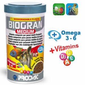 Prodac Biogran Medium Mangime Pesci Tropicali