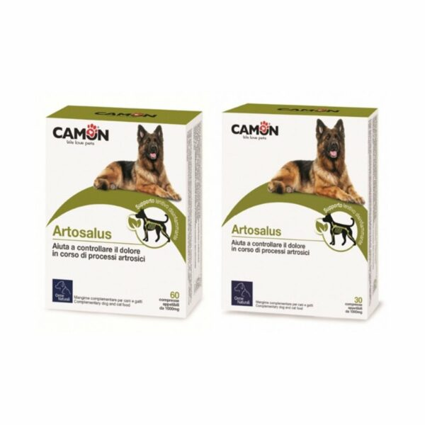 Camon Artosalus Compresse Multipack