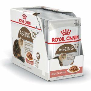 Royal Canin Ageing 12+ Salsa Box 12 pezzi